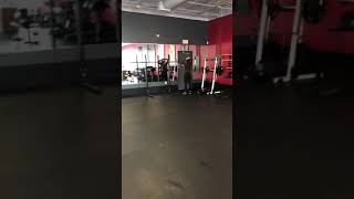Stefane dias teaching and coaching at Iron Religion gym in orlando May 2019