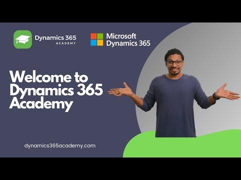 Dynamics 365 Academy Intro Video