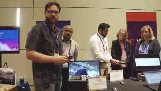 TeraDeep Demonstration of Convolutional Neural Network Coprocessor