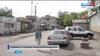 В Омске задержали мужчин, которые пытались взорвать два банкомата
