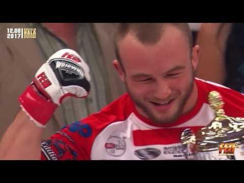 FEN 18: Zapowiedź pojedynków Rębecki vs Golvaev i Kopera vs Georgas