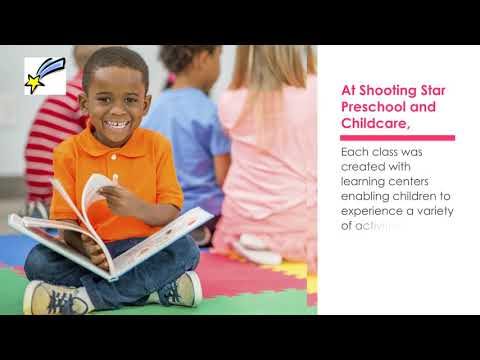 Shooting Star Preschool and Childcare - Renton Childcare Center