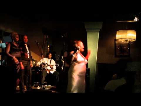 Best Jazz Performance (Crissy Collins featuring Violinist Ken Ford at Acoustix Jazz in Atlanta)