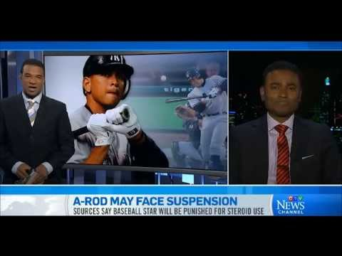 A Rod Awaits Suspension CTV with Lucentem