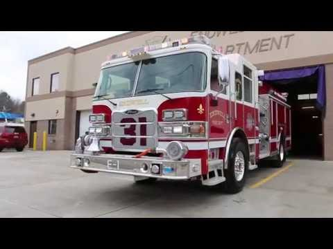 Endwell Fire Department - Vehicle Profile Video