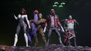 Marvel's guardians of the galaxy :  bande-annonce VF