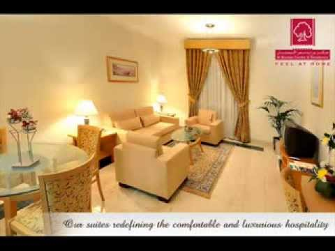 ▶ Al Bustan Centre and Residence