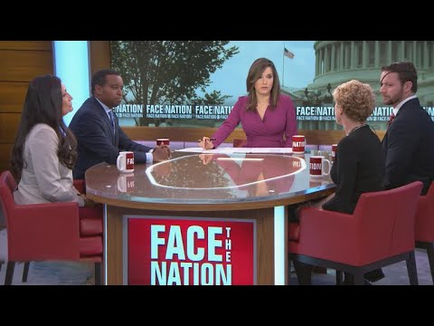Face The Nation: Neguse, Haaland, Crenshaw