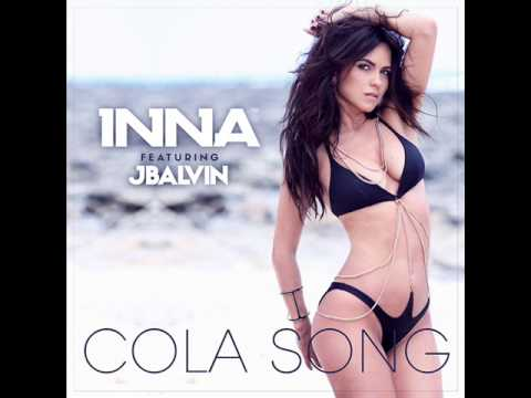 INNA ft. Jbalvin - COLA SONG - MáximaFm Radio EDIT