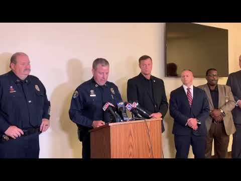Police give an update on Southaven shooting