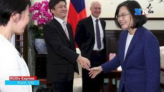 14-06-2019 : Nhìn Hồng Kông, Đài Loan càng lo ngại tham vọng thôn tính của Bắc Kinh