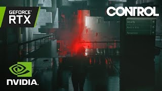 Control – Exclusive New RTX Gameplay Trailer