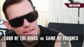 25 Questions with Carnifex