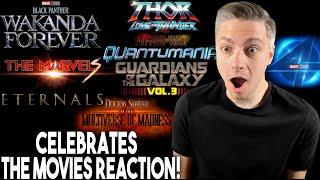 Marvel Studios' Celebrates The Movies Reaction!