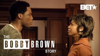 Bobby Brown And Whitney Houston's Most Horrible FIGHT | The Bobby Brown Story