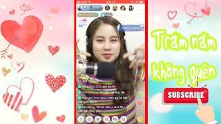 TRĂM NĂM KHÔNG QUÊN (cover)_Heo Thương Lê_ idol bigolive_id:ThuongHeo1501