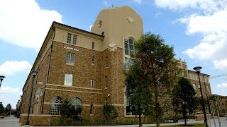 Honors Residence Hall Opens At Texas Tech
