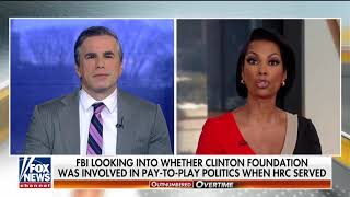 Fitton on Renewed Clinton Foundation Investigation: Comey Conducted a 'Sham' Probe