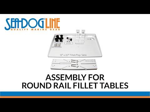 Sea-Dog Fillet/Prep Tables