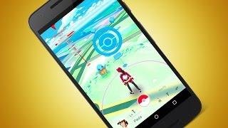 We Spent 30 Minutes with Pokemon Go