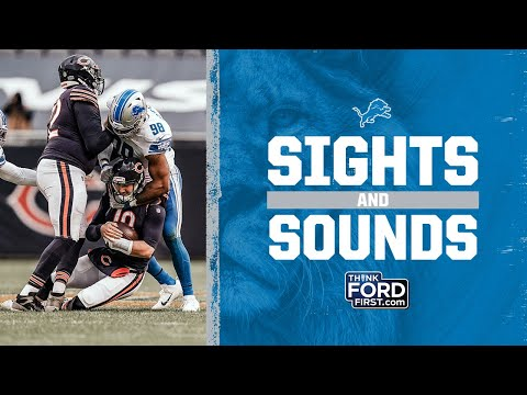 Sights and Sounds | 2020 Week 13 Detroit Lions at Chicago Bears