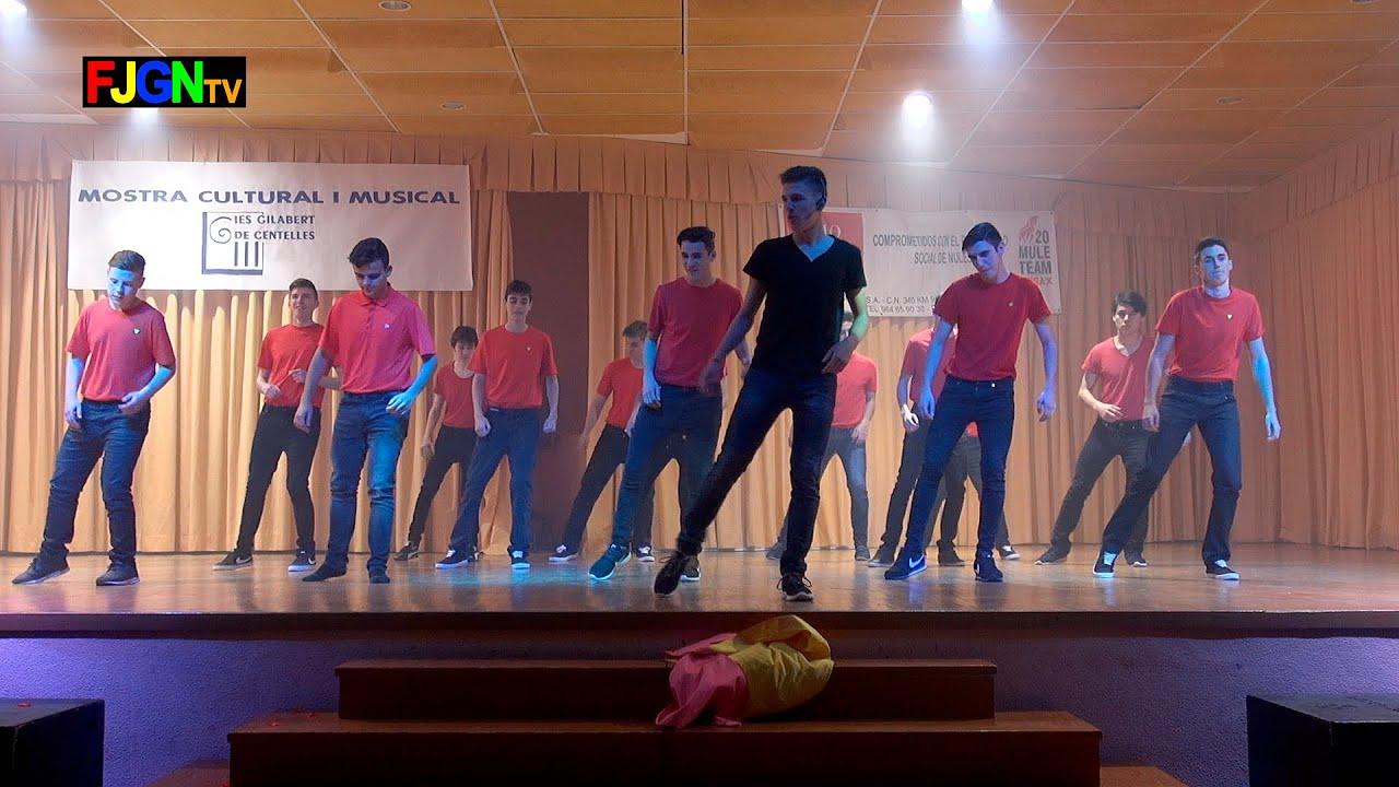 12. Torero - Bailes Educacion Fisica 2016 IES Nules