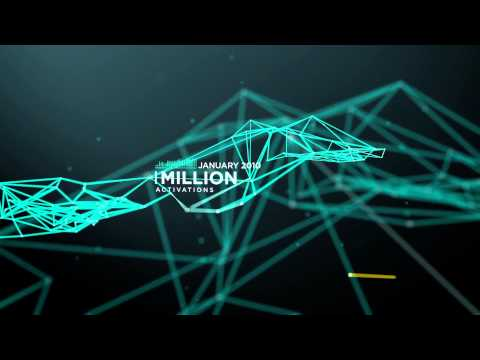 900 Millions Android Activations