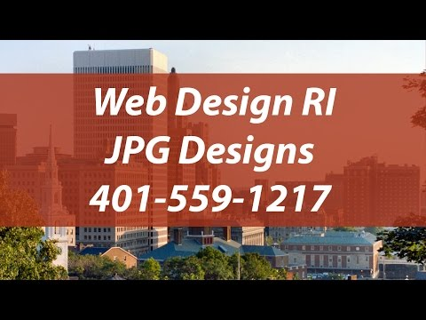 Web Design Services in Rhode Island (RI)