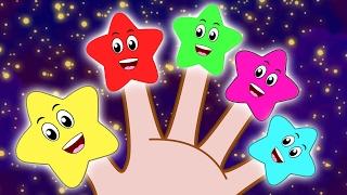 Star Finger Family And Many More Finger Family Songs