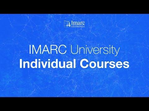 IMARC University - Individual Courses