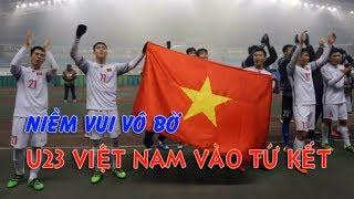 Trực tiếp I Bình luận U23 Việt Nam vs U23 Syria
