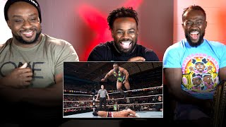 New Day watch their first tag title win: WWE Playback