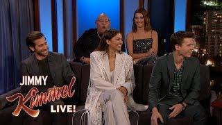 Spider-Man Cast on Spoilers & Avengers: Endgame