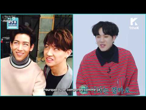 ASK IN A BOX |  GOT7 갓세븐 Never Ever (VOSTFR)