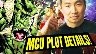 MCU SHANG CHI PLOT DETAILS REVEALED! Fin Fang Foom Doing THIS?