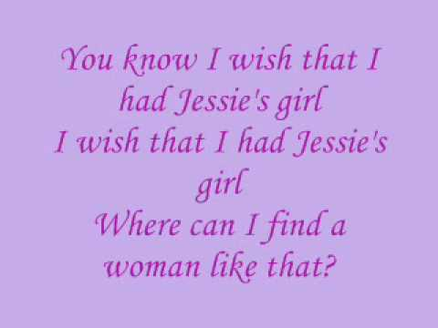 Jessie's Girl Lyrics