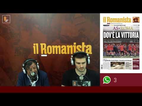 VIDEO - Piero Torri commenta Sampdoria-Roma 0-1: