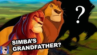 Who is Simba's Grandfather?