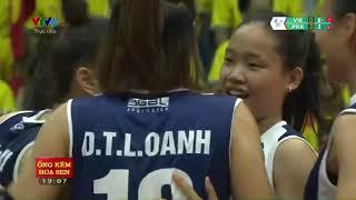 Việt Nam - Triều Tiên | Bán kết 2 | Giải bóng chuyền nữ quốc tế VTV Cup Tôn Hoa Sen 2019