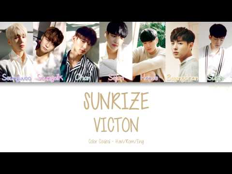 VICTON [빅톤] - SUNRIZE (Color Coded Lyrics | Han/Rom/Eng)