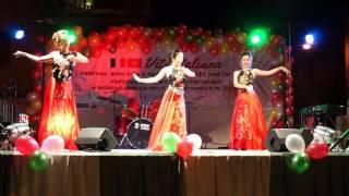 """Múa """"Bèo Dạt Mây Trôi"""" - Festival Sinh Viên Việt Nam tại Italia 2015"""