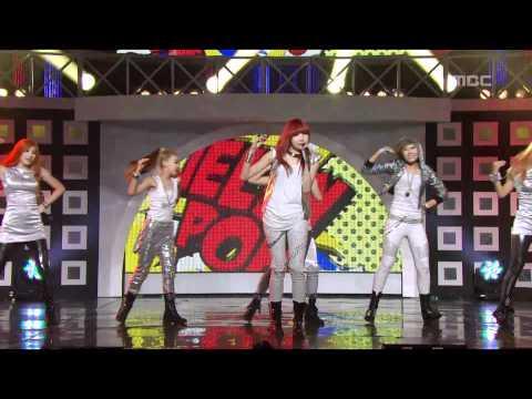 음악중심 - GP Basic - Jelly Pop, 지피 베이직 - 젤리 팝, Music Core 20110903