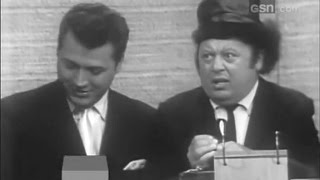 What's My Line? - Marty Allen & Steve Rossi; PANEL: Woody Allen, Phyllis Newman (Feb 26, 1967)