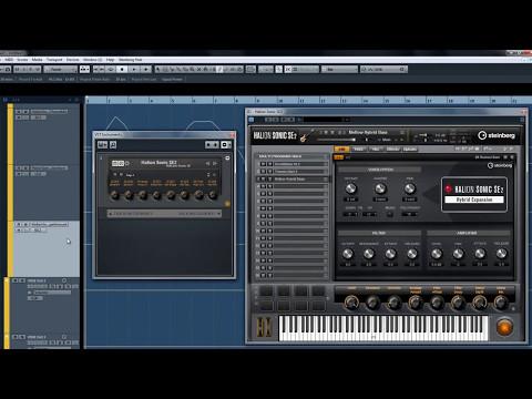Cubase 7.5 - More instruments - tighter integration
