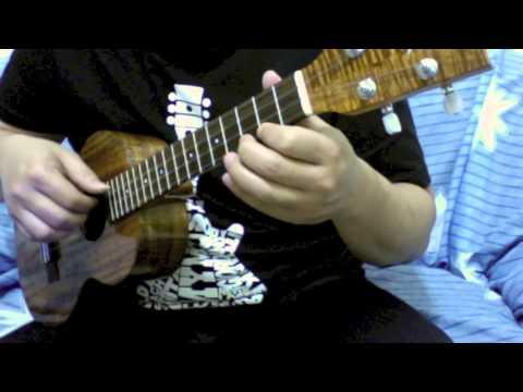 旅行的意義 ( kamaka HF3 Koa ukulele 音效版 )