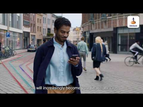 RABOBANK De Rabo app blijft zich vernieuwen