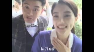 [Vietsub] Giả Nãi Lượng Lý Tiểu Lộ cặp vợ chồng già =))))