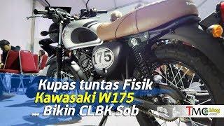 Review Kupas tuntas Fisik Kawasaki W175