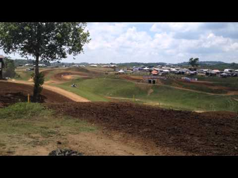 Muddy Creek MX AMA Amateur Regional 2014