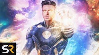 Marvel's Newest Superhero Team The Eternals Explained